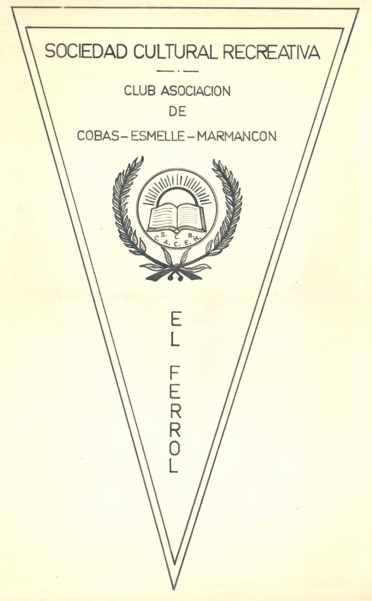 Escudo-Logo da Sociedade Recreativa