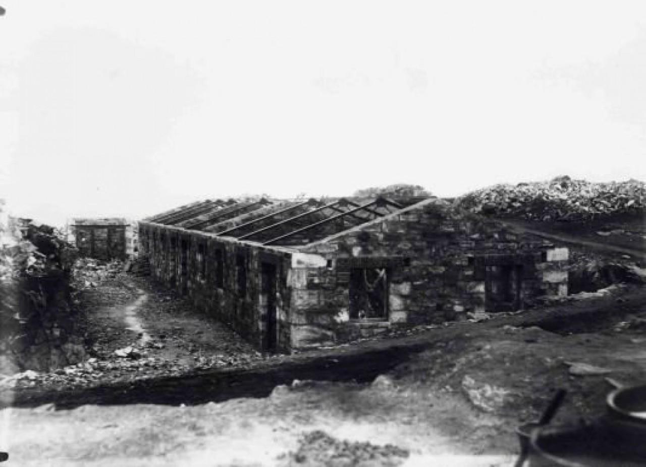 Edificio general en construcción