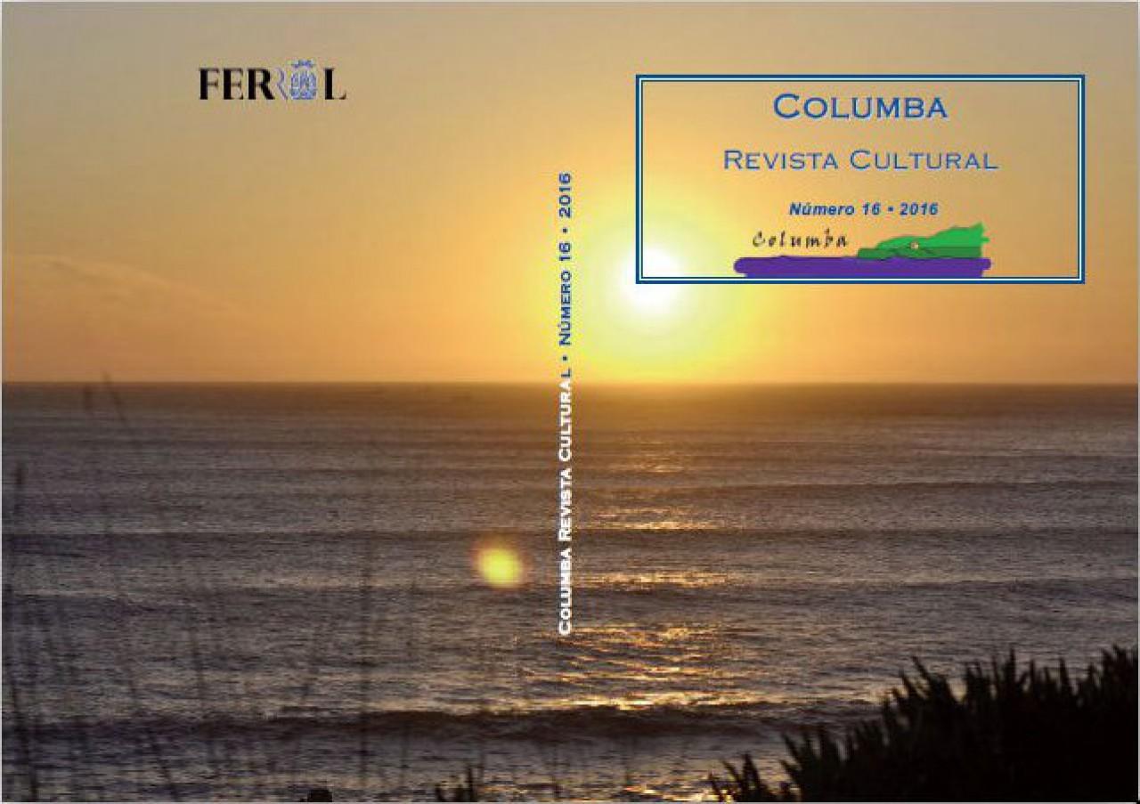 Portada Revista Columba Nº 16
