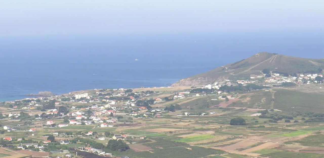 A Pedreira co Cabo Prioiro ó fondo