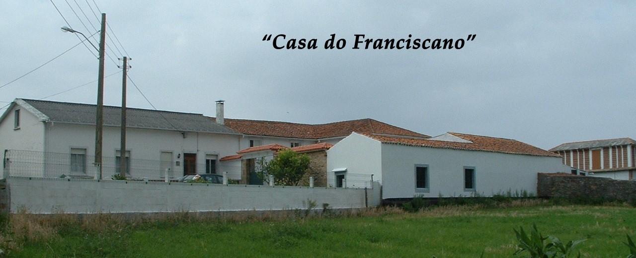 casa do franciscano