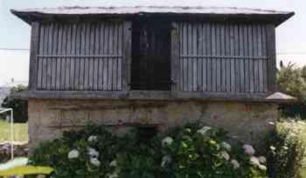 Casa da Paxariña