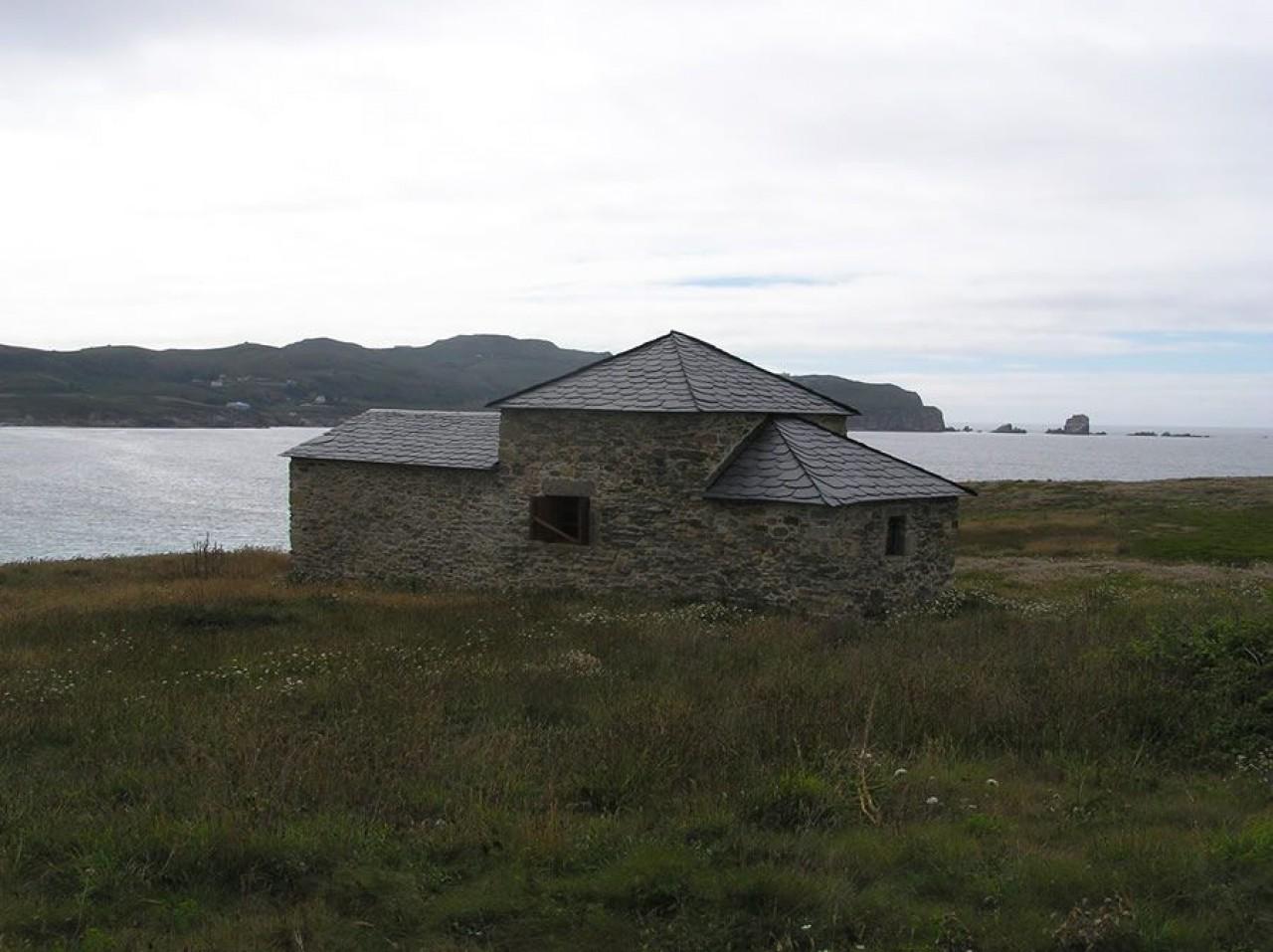 A Ermita de Santa Comba