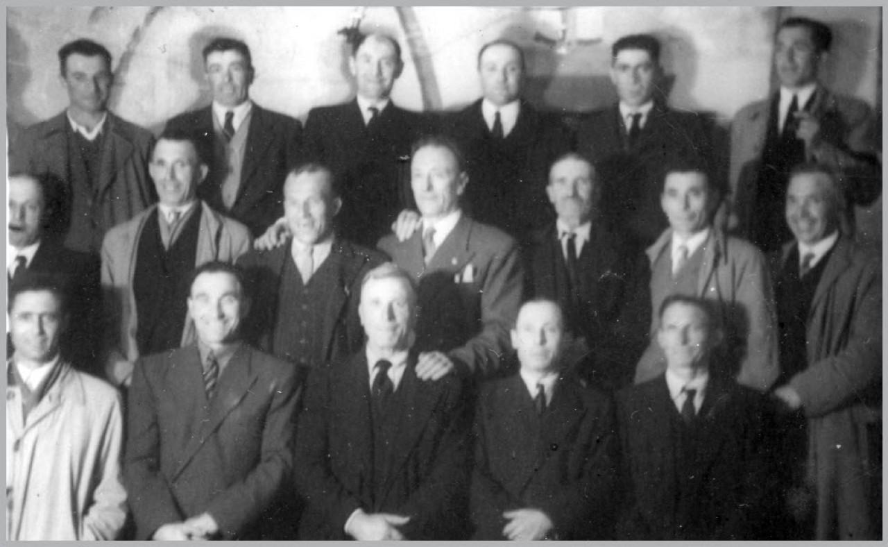 representantes de la comision vecinal