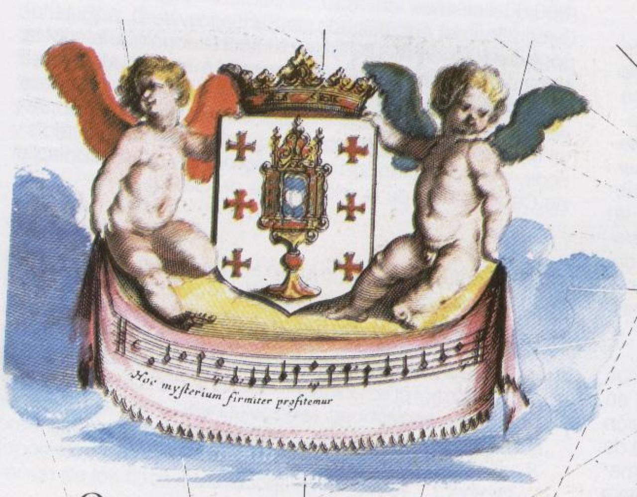 santo-graal-no-escudo-galicia