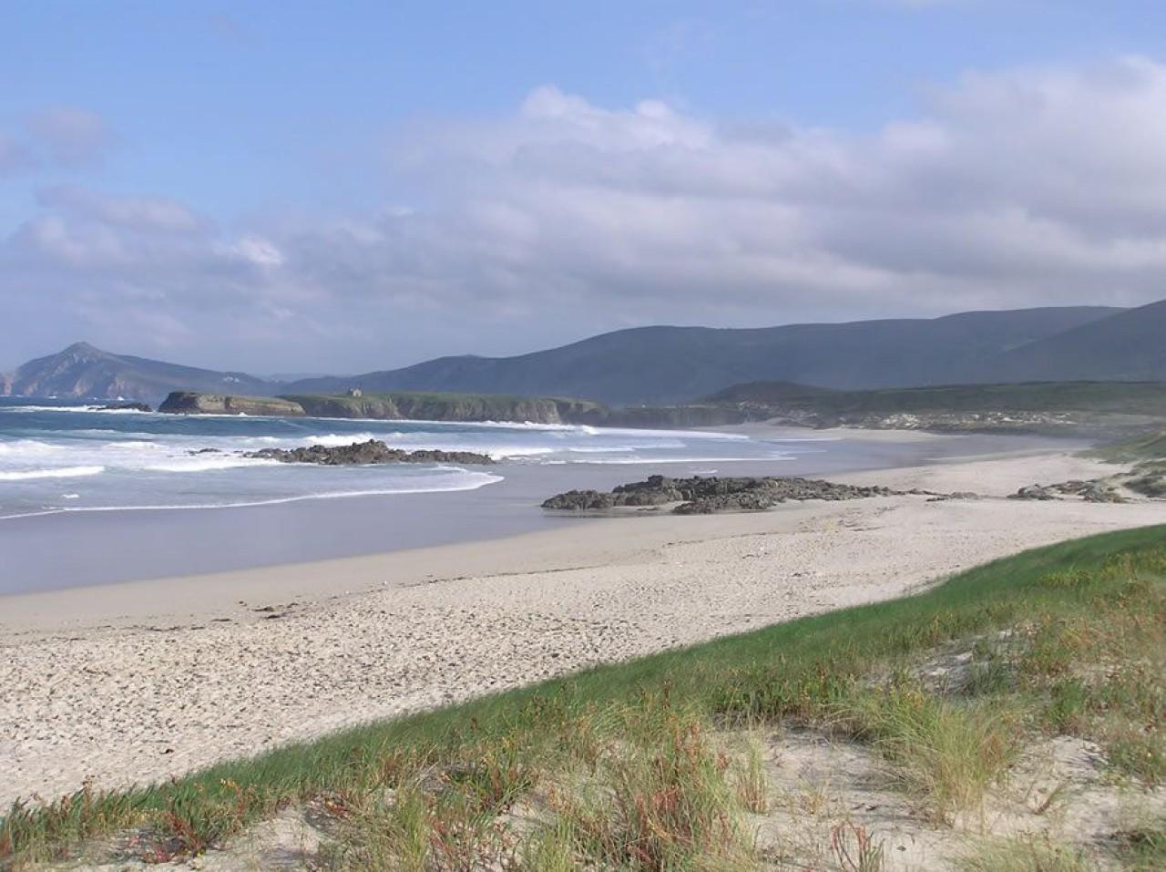 Outra vista da praia