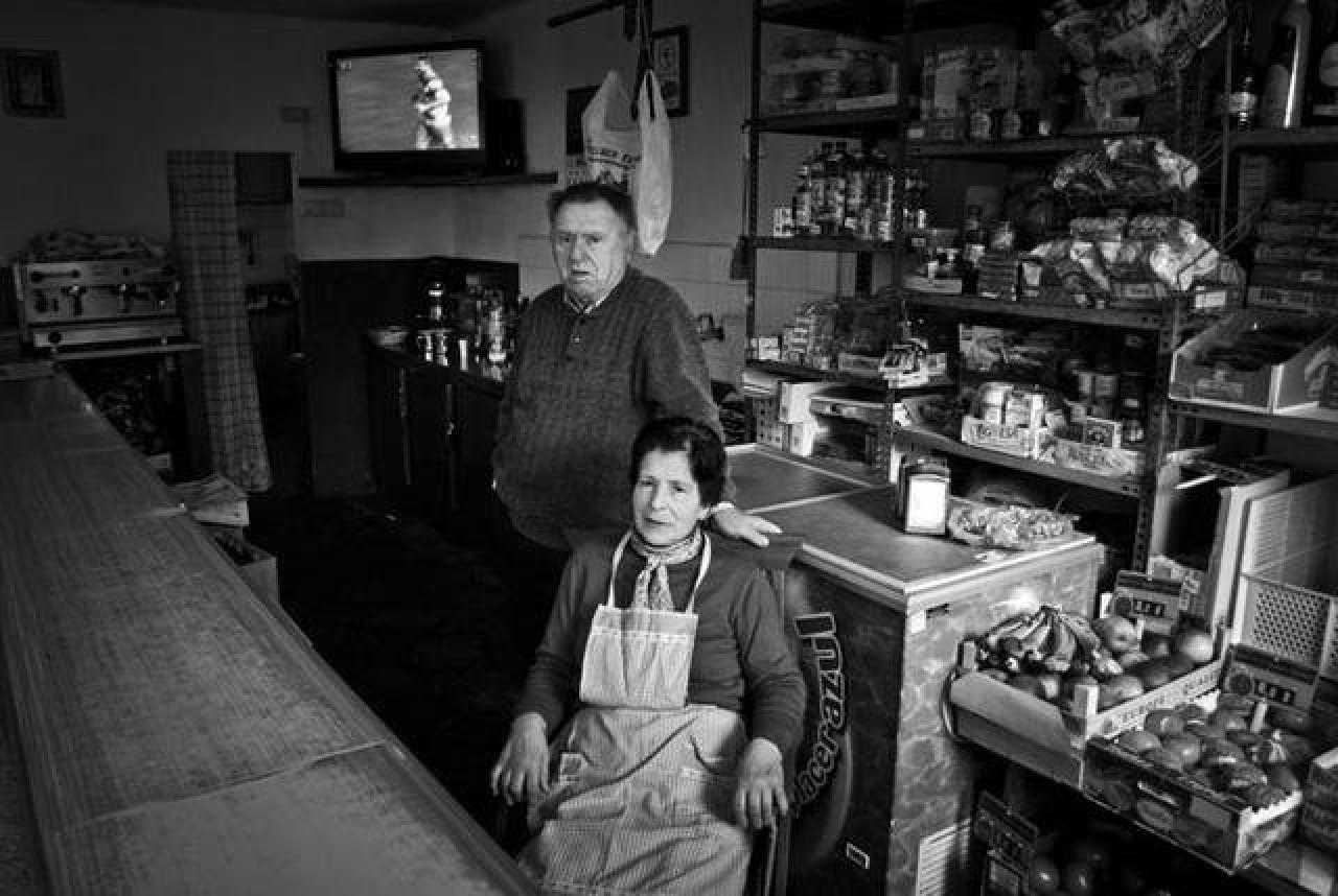 Tino de Rogelio e Fina de Jerónimo - Tino Ramos Chao e Fina Santiago Cid (1932, 1931)