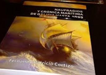 portada2  libro Naufragios y cronica maritima hasta 1899